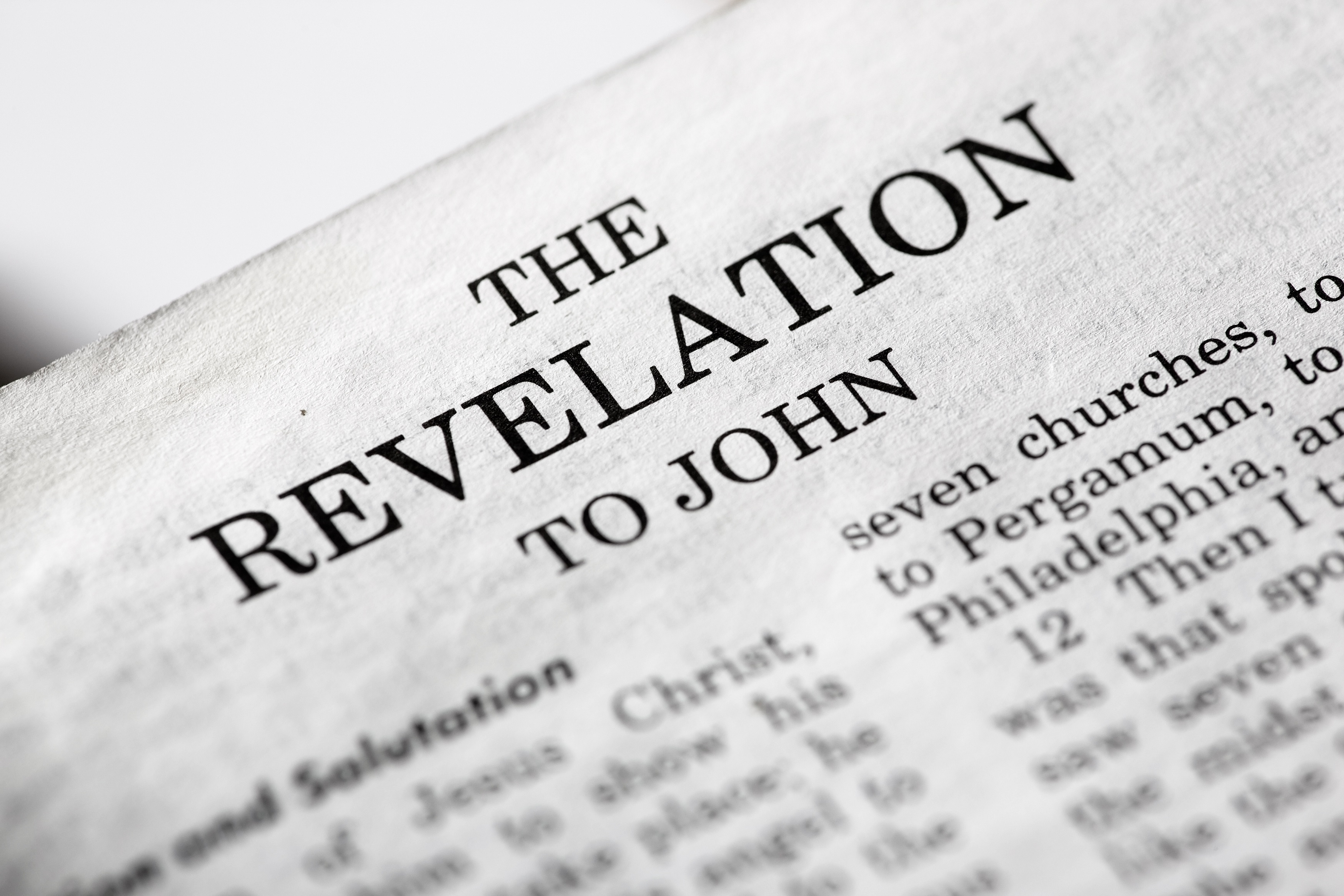 book of revelation You don't have to be a student of religion to recognize references from the book of revelation the last book in the bible has fascinated readers for.