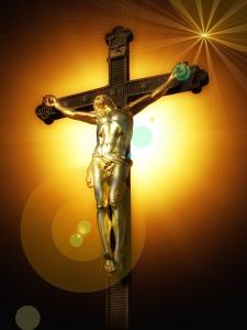 JESUS onCross