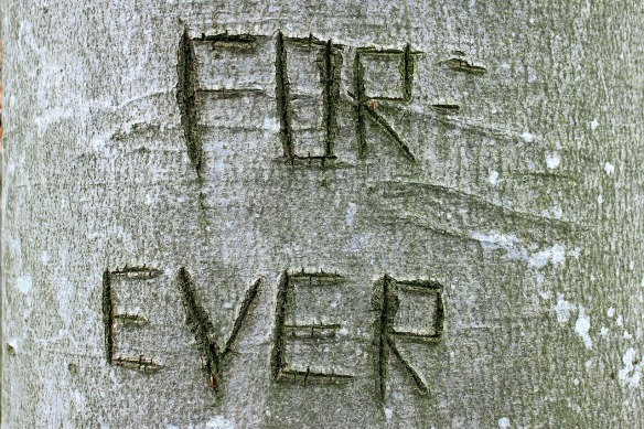 engrave forebver