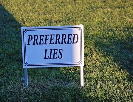 prefer lies