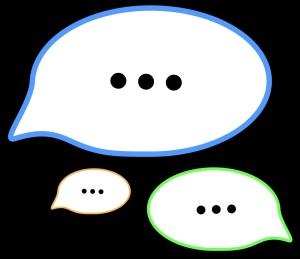 talks abut
